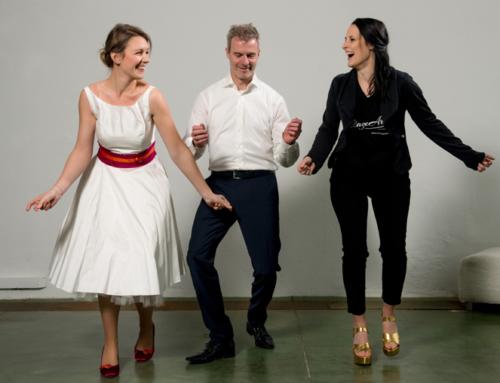 Hochzeits-Tanz